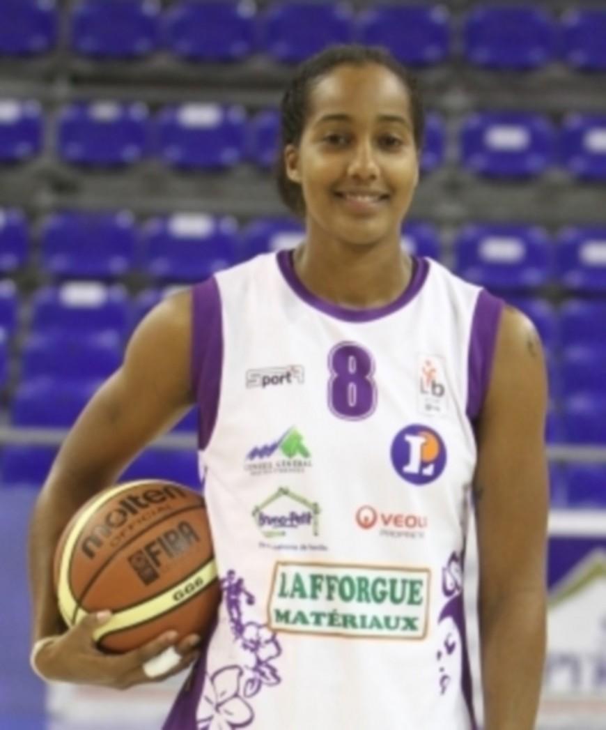 Basket féminin : Lauren Ervin a signé au LBF