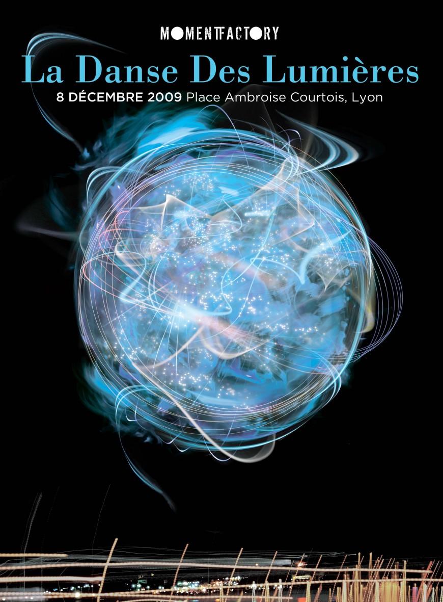 Fête des Lumières 2009 : les animations du 8ème arrondissement