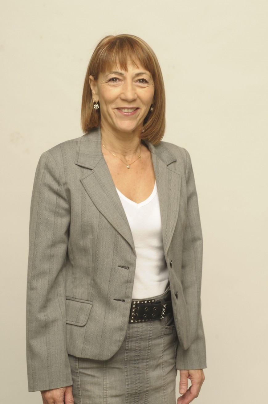 Législatives 2012: Gilda Hobert désignée suppléante de Thierry Braillard