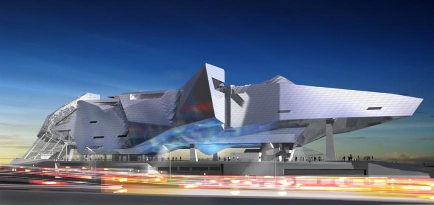 On connaîtra le nom du repreneur du chantier du Musée des Confluences la semaine prochaine