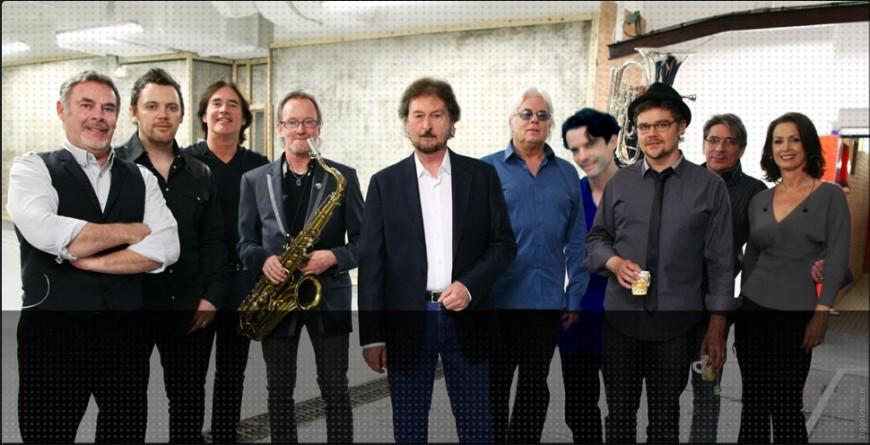 Supertramp en concert à la Halle Tony Garnier en Novembre