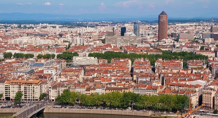 Lyon : deuxième ville où il fait bon entreprendre