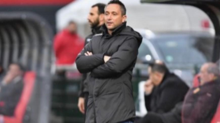 Emmanuel Da Costa mis à pied par le SC Lyon!