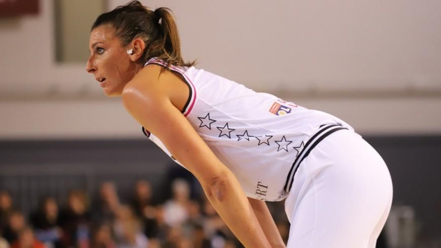 L'ASVEL féminin s'impose contre Basket Landes (63-75)
