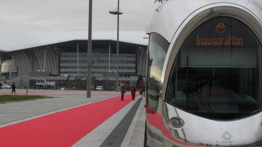 Près de Lyon : le tramway T7 mis en service ce lundi