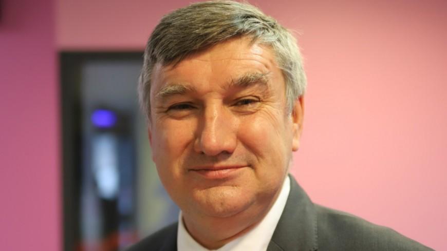 """Christophe Guilloteau : """"Donner une impulsion sur un 2e mandat dans le Rhône, un challenge qui m'intéresse"""""""