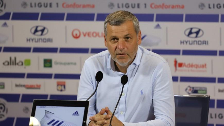 Après l'OL, Bruno Genesio serait la priorité de Montpellier