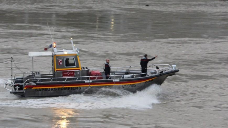 Un homme sauvé de la noyade près de Lyon