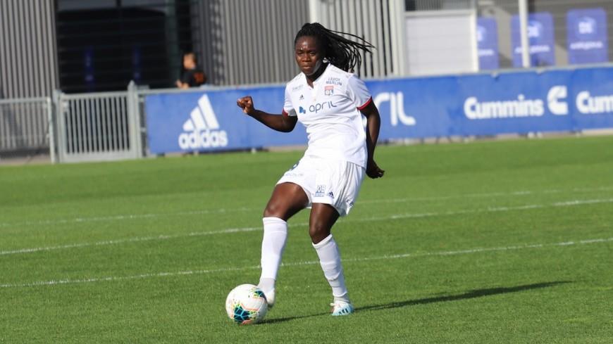 OL féminin : prolongation de contrat pour Griedge Mbock