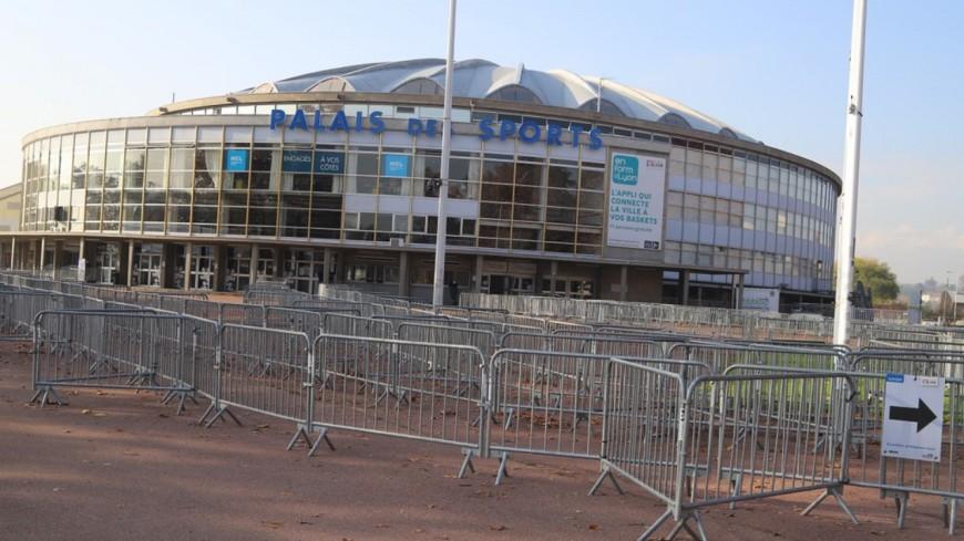 Lyon : bientôt une grève au centre de test et de vaccination du Palais des Sports de Gerland