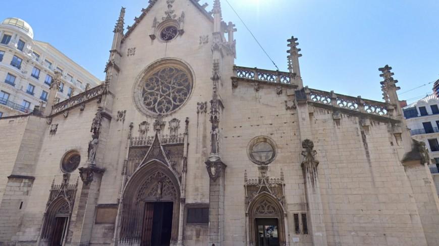 Lyon : il entre dans une église et menace de mort l'employé