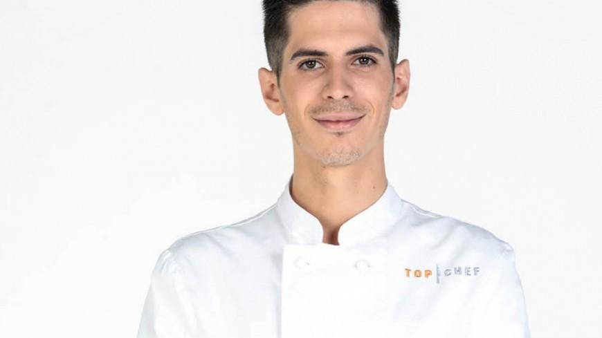 Top chef : le restaurateur lyonnais Adrien Zedda éliminé à l'issue du premier épisode