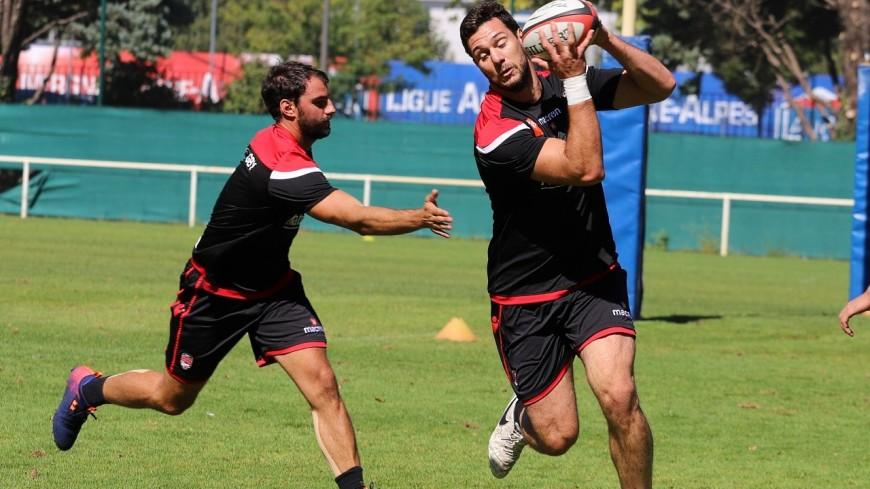 """Top 14 : le LOU Rugby va sur la pelouse du Racing 92 """"avec les crocs et pour gagner"""""""