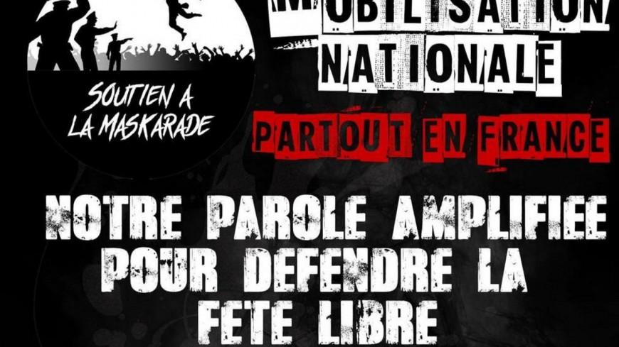 Lyon : manifestation ce samedi pour soutenir les organisateurs de la rave-party du nouvel an en Bretagne