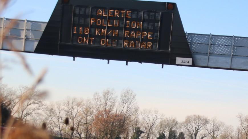 Lyon : l'alerte pollution levée dans le bassin lyonnais