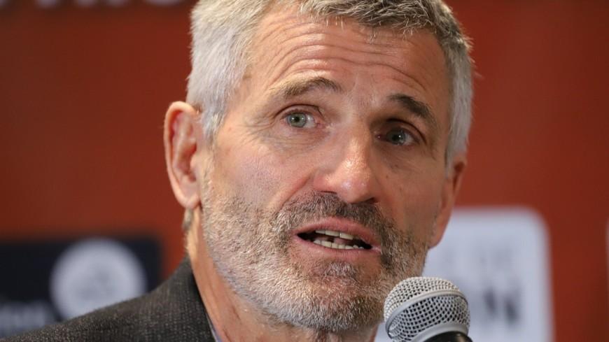 Le Lyonnais Gilles Moretton, ancien président de l'ASVEL, éluprésident de la Fédération française de Tennis