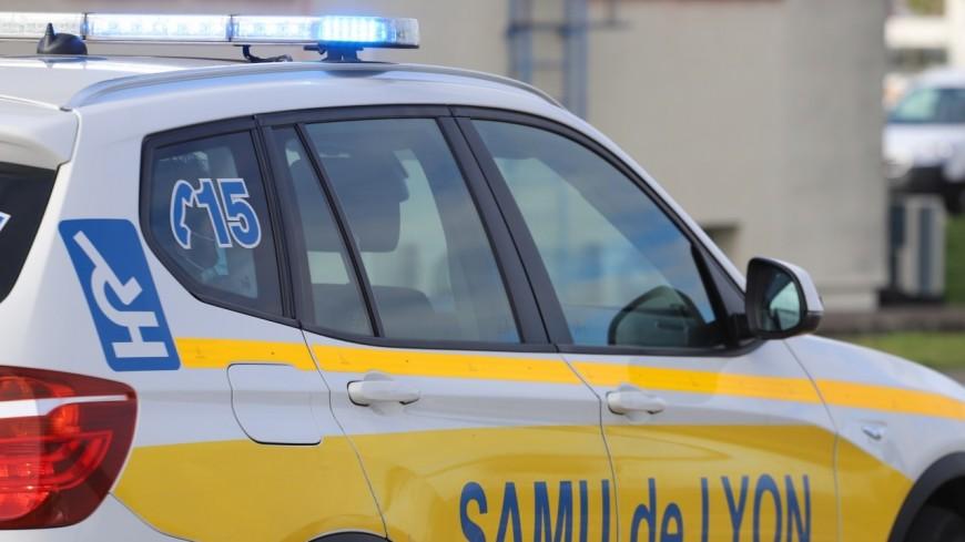 Lyon : une nonagénaire mortellement fauchée par un camion