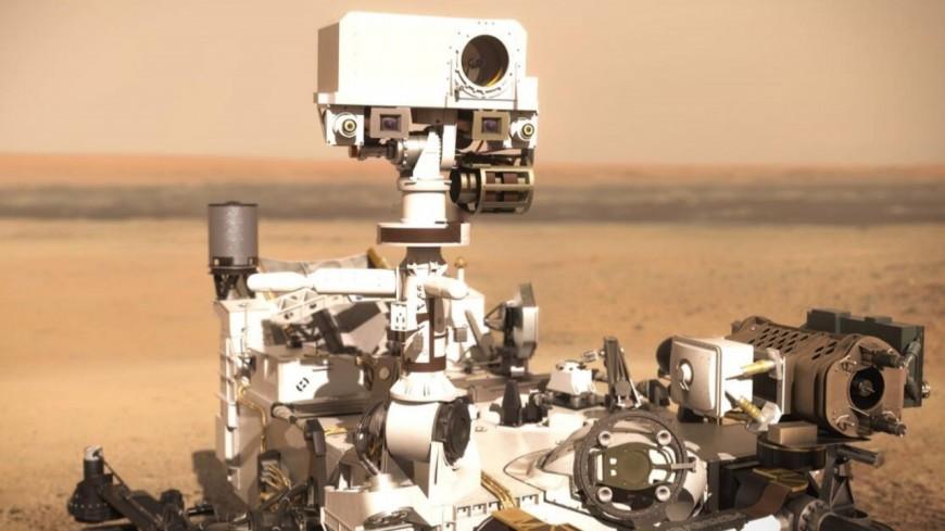 Mission Mars 2020 : un peu de Lyon dans le rover Perseverance !