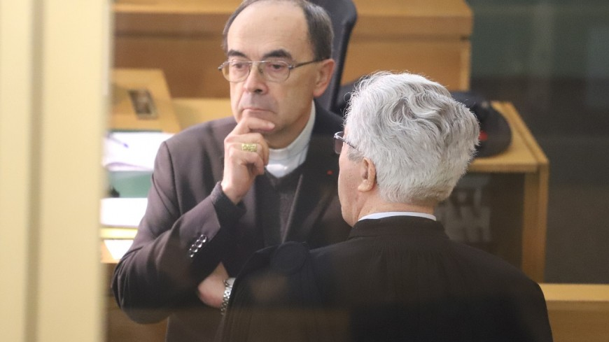 "Justice : la relaxe du cardinal Barbarin à Lyon ""mal fondée"" ?"