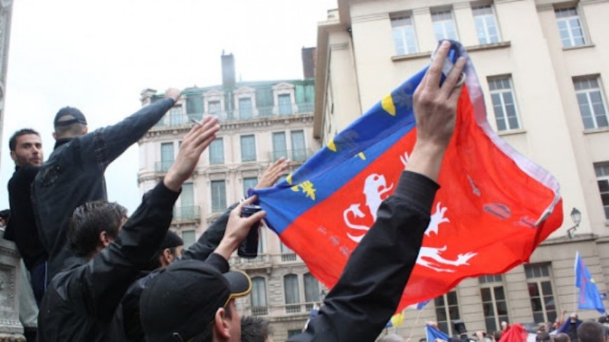 Lyon : les locaux de Génération identitaire pris pour cible par des antifas