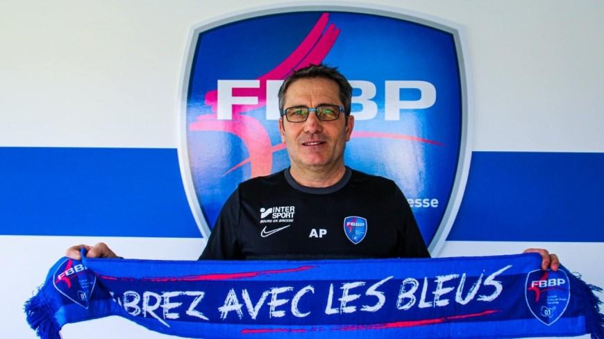 National : Alain Pochat rebondit à Bourg Péronnas