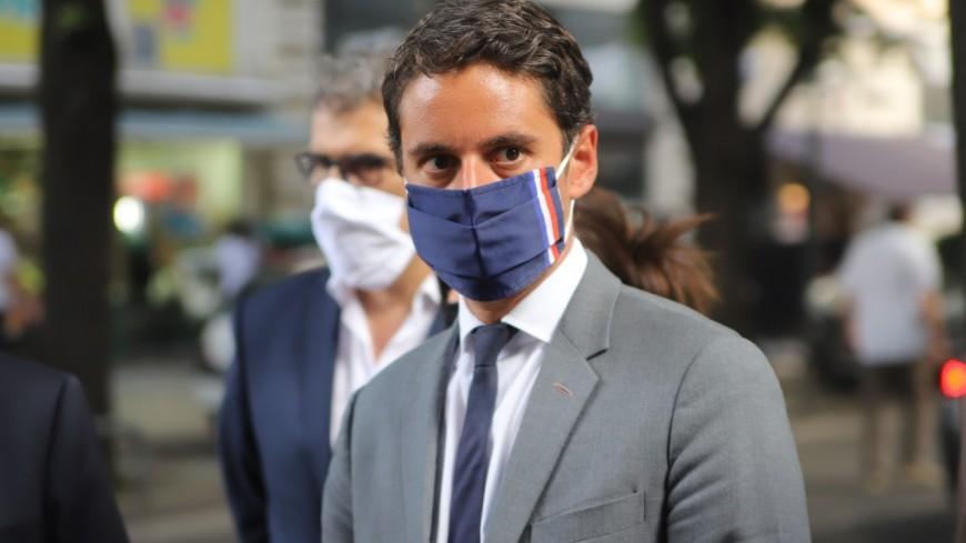 Vaccination chez les médecins généralistes, tests salivaires dans les écoles : Gabriel Attal dans le Rhône ce vendredi