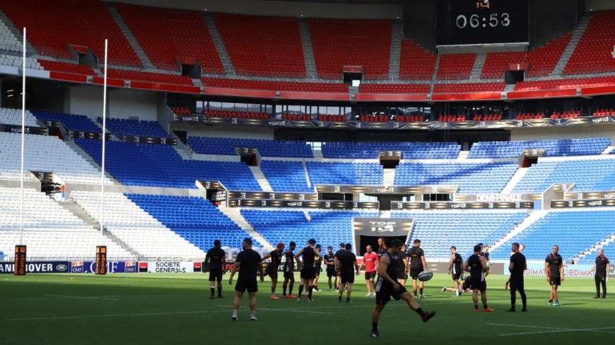 Coupe du monde de rugby 2023 : des matchs de l'équipe de France, des All-Blacks et de l'Australie prévus à Lyon !
