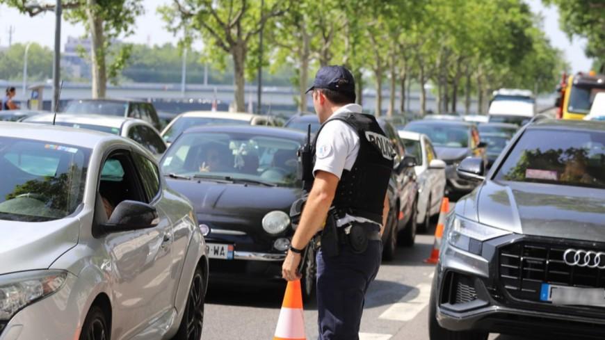 La circulation différenciée maintenue samedi à Lyon, Caluire et Villeurbanne