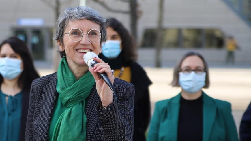 Régionales 2021 : les nouveaux chiffres contestables de la candidate écologiste Fabienne Grébert