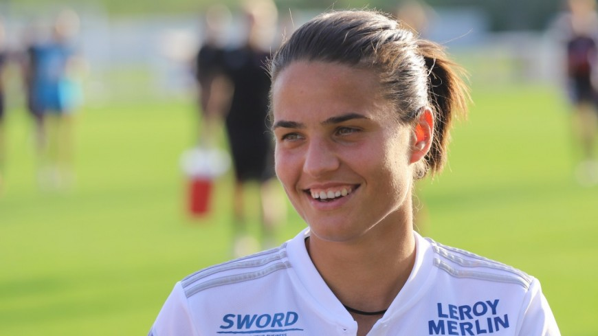 L'OL féminin s'impose contre Soyaux avant la Ligue des Champions (0-2)