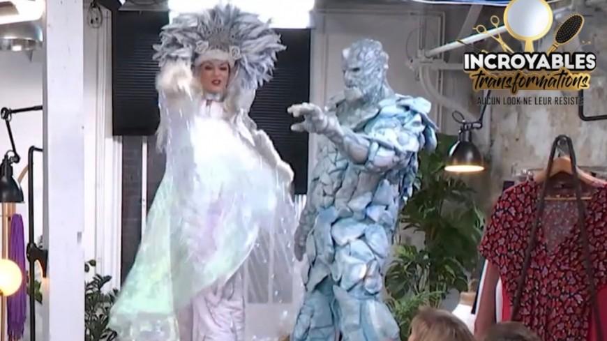 Les Lyonnais James Iron et Fiona Furiosa dans Incroyables Transformations ce lundi