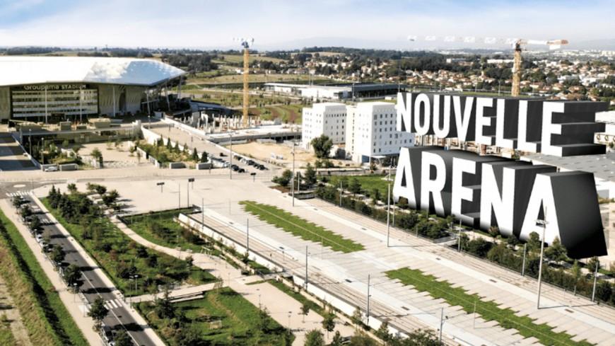Arena de l'OL : une réunion publique ce mardi soir avec Jean-Michel Aulas