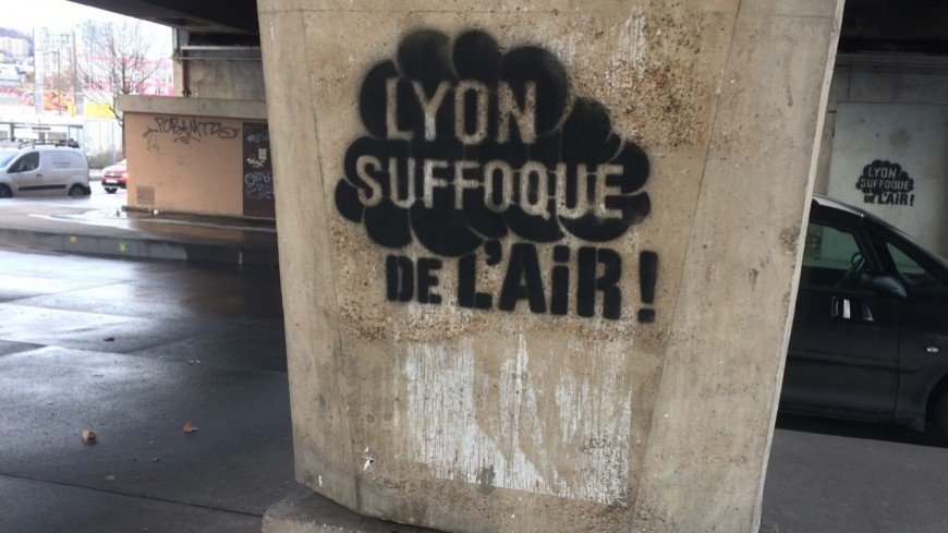 Qualité de l'air en 2020 : à Lyon et dans la région, on a mieux respiré