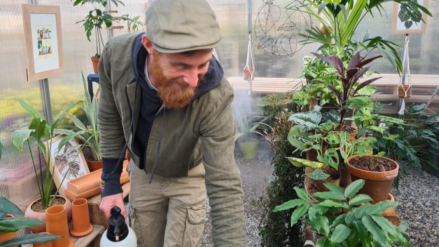 Lyon: sur le même principe qu'une SPA, il ouvre la société protectrice des végétaux