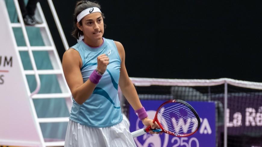 Open 6e Sens : Caroline Garcia se qualifie pour le second tour