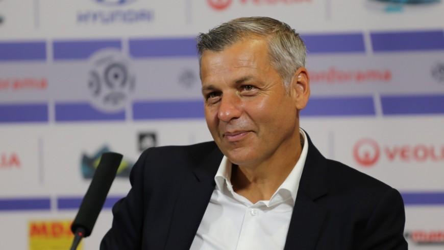 Bruno Génésio (ex-OL) est le nouvel entraîneur du Stade Rennais (officiel)