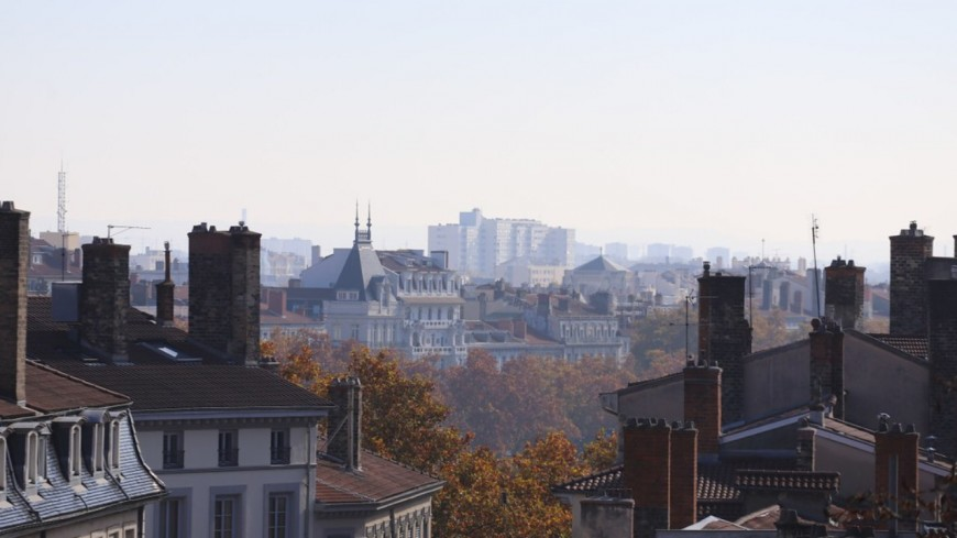 Pollution : la vigilance jaune de nouveau activée à Lyon