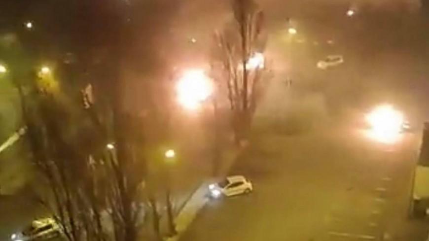 Voitures brûlées et violences urbaines ce vendredi soir à Rillieux-la-Pape