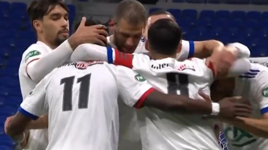 Coupe de France : l'OL se qualifie en 8e de finale face à une belle équipe sochalienne (5-2)
