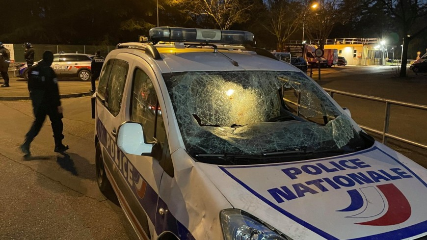 Violences urbaines à Bron : quatre mineurs parmi les cinq personnes interpellées