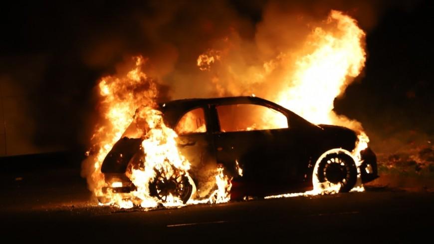 Près de Lyon : reconnu par un témoin après avoir incendié une voiture