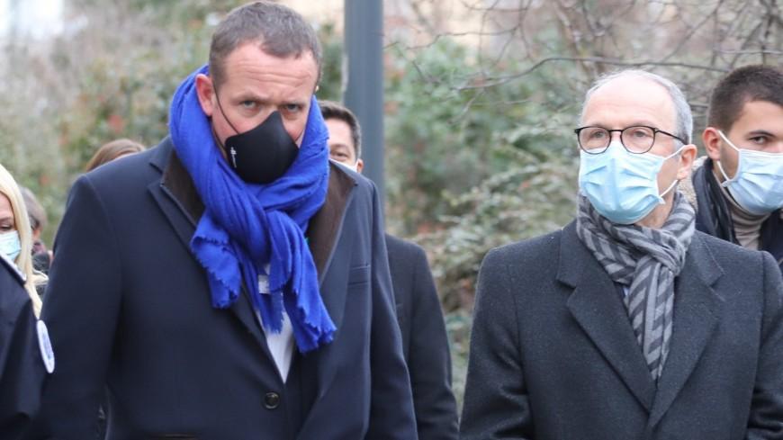 """Laurent Wauquiez n'avait """"pas forcément envie d'arroser Villeurbanne"""" : le maire saisit le préfet sur l'enregistrement du président de Région"""