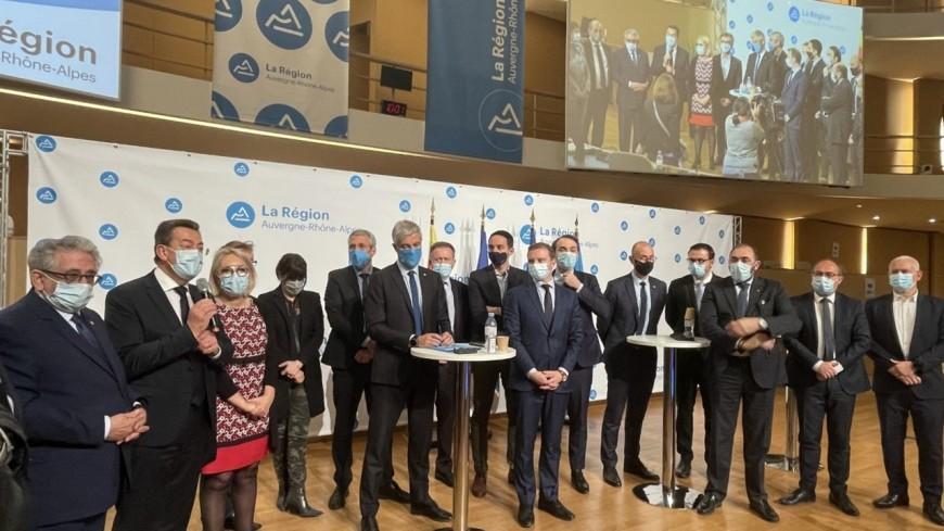 Renforts de policiers à Lyon : Laurent Wauquiez demande l'arrivée des 300 fonctionnaires dès cette année