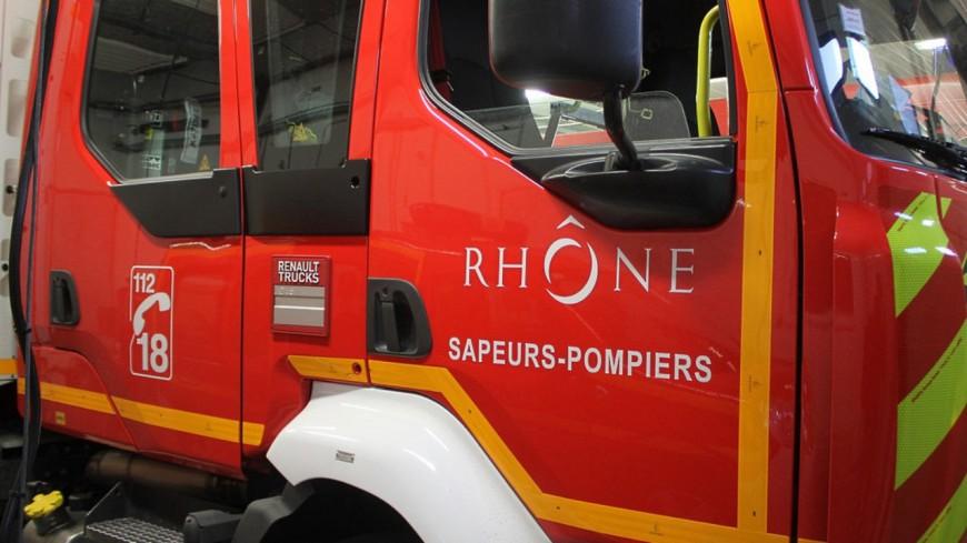 Près de Lyon : un blessé dans un carambolage sur l'A46