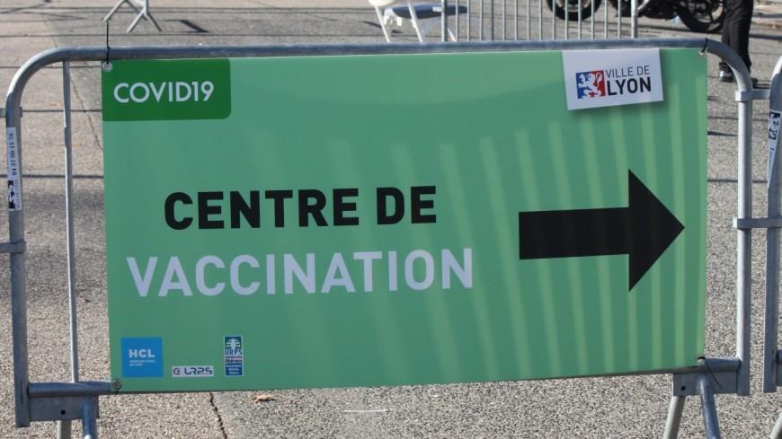 Covid-19 : 11 centres de vaccination ouverts ce week-end dans le Rhône dont trois à Lyon