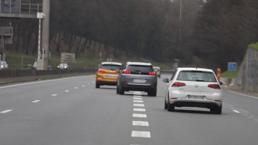 C'est parti pour quatre mois de travaux : des perturbations à prévoir dès ce lundi sur l'A47 entre Lyon et Saint-Etienne