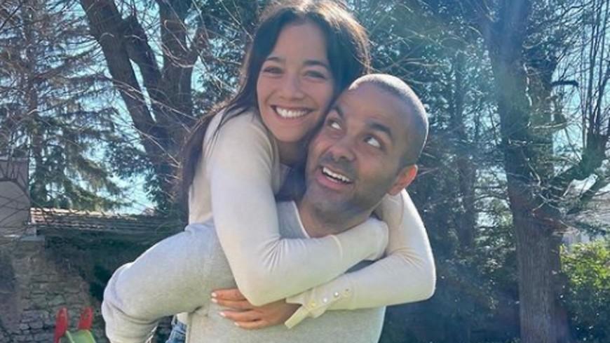 Tony Parker officialise sa relation avec la joueuse de tennis, Alizé Lim
