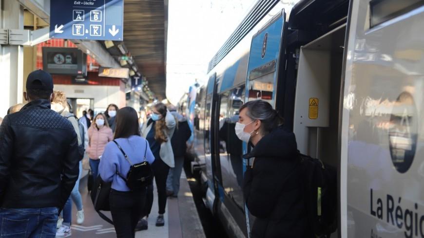 La SNCF va renforcer son réseau sur l'étoile ferroviaire lyonnaise