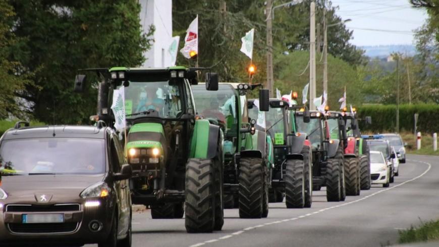 Agriculteurs en colère : des centaines de tracteurs vont converger vers Lyon ce jeudi
