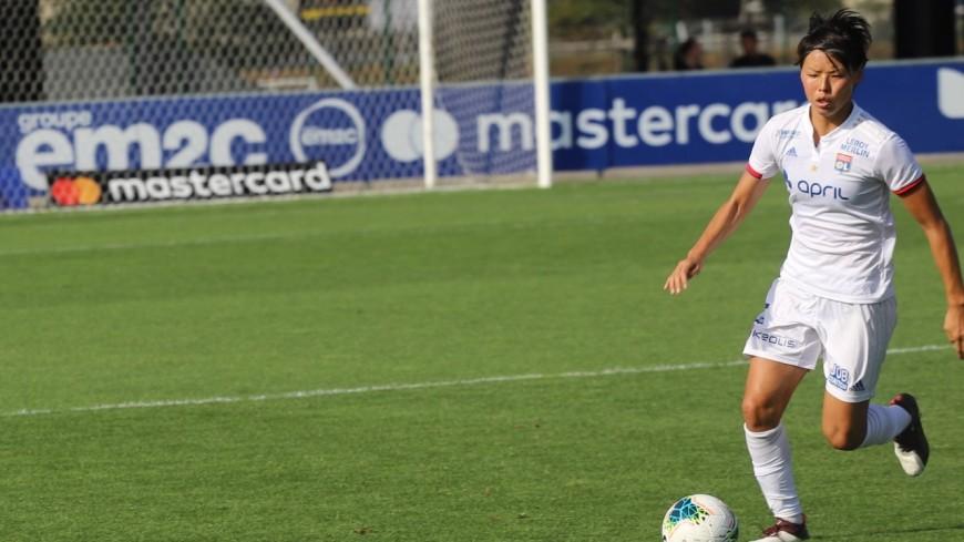 D1 Arkema: l'OL féminin assure contre Dijon avant la Ligue des Champions (0-3)